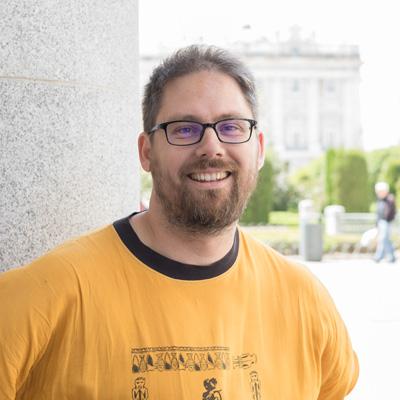 Profesor de clases de español para extranjeros - Daniel Agudo
