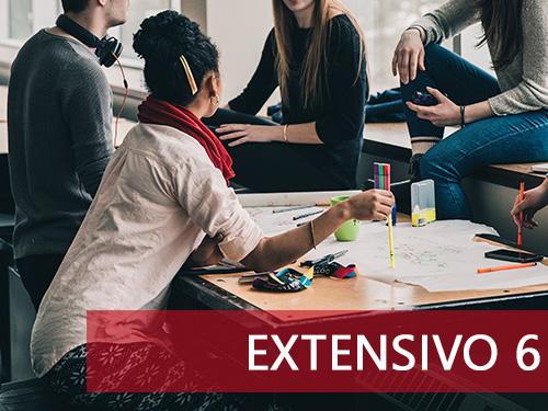 Cursos extensivos de español para extranjeros - Extensivo 6