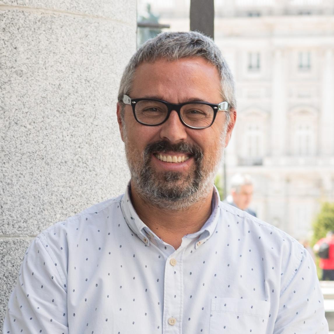 Profesor de clases de español para extranjeros - Javier Rodríguez