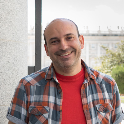 Profesor de clases de español para extranjeros - Juan Antonio Pacheco