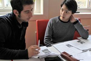 Clases particulares de español para extranjeros en Madrid