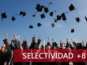 Cursos de selectividad y español para extranjeros - Selectividad +8
