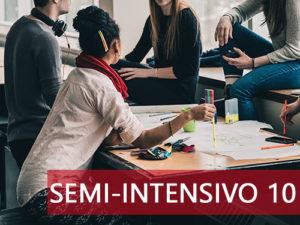 Cursos semi-intensivos de español para extranjeros - Semi-intensivo 10