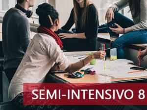 Cursos semi-intensivos de español para extranjeros - Semi-intensivo 8