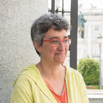 Profesora de clases de español para extranjeros - Sonia Domínguez