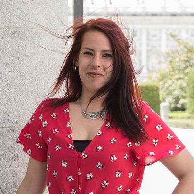 Profesora de clases de español para extranjeros - Yara Pérez