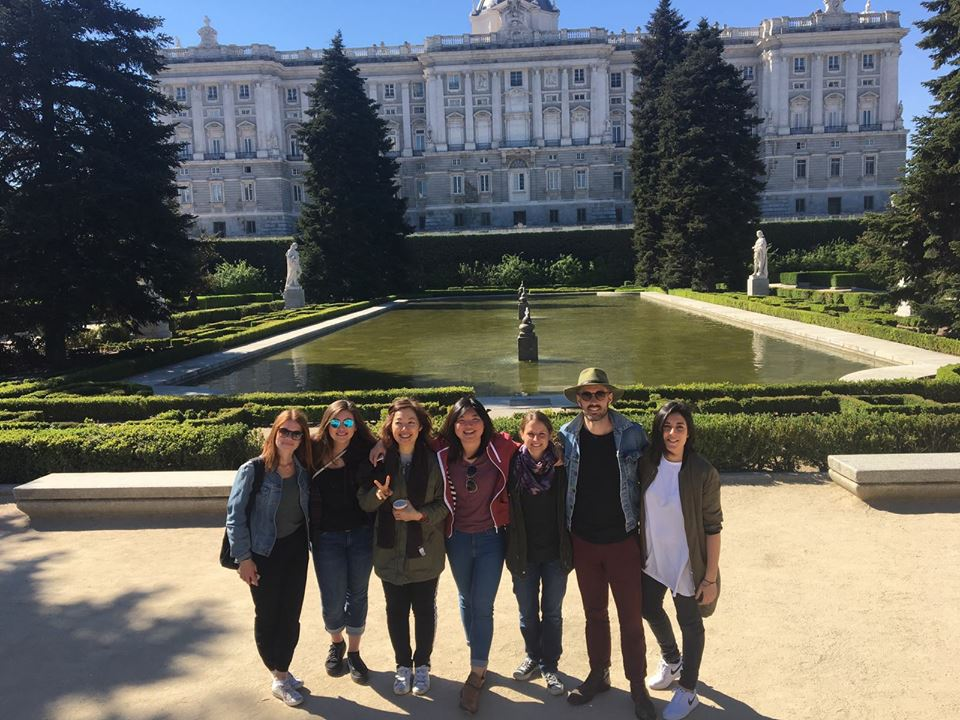 Actividades extraacadémicas - Palacio Real