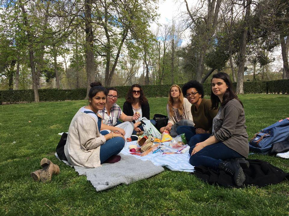 Actividades extraacadémicas - Parques de Madrid