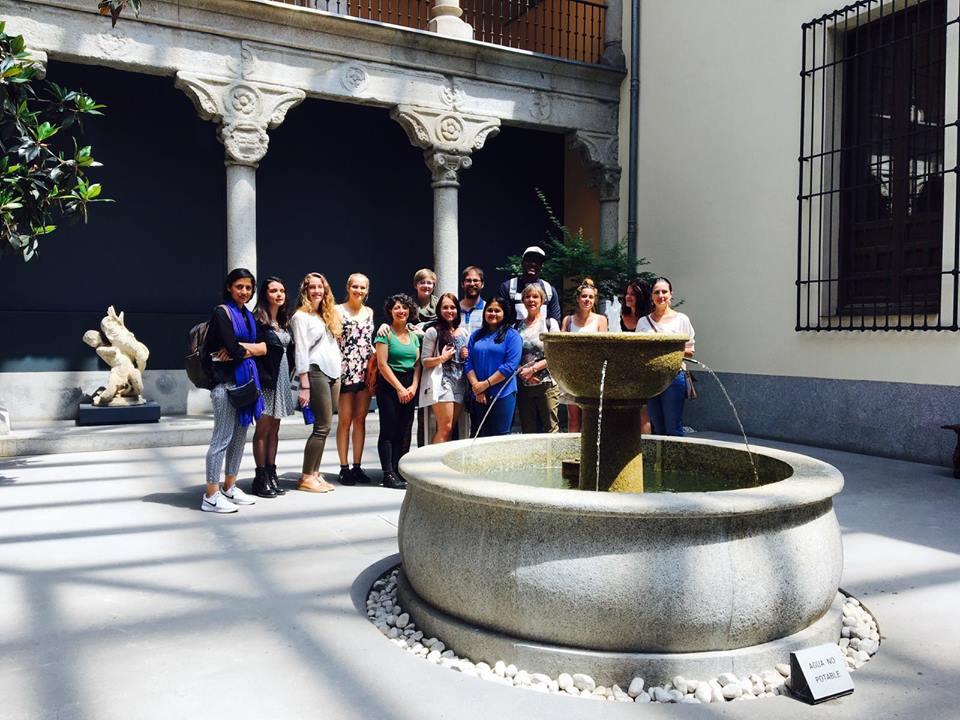 Actividades extraacadémicas - Visitas a museos
