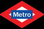 Plano del metro de Madrid - Luis Vives Escuela de Español