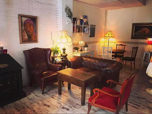 Café de la Luz. Cafeterías con encanto en Madrid