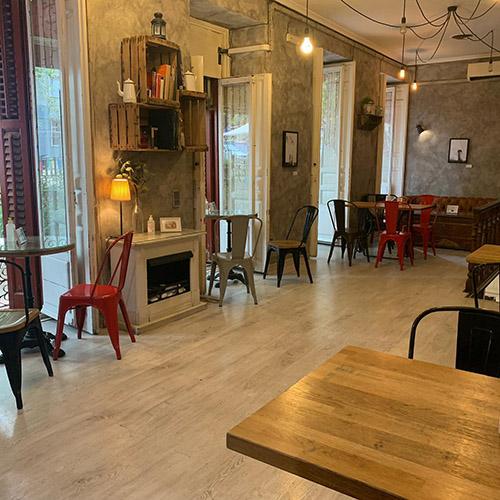 Mür café. Cafeterías con encanto en Madrid